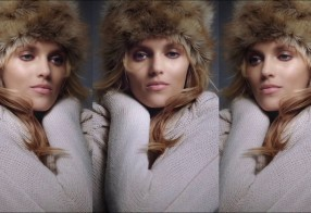 H&M WINTER FASHION ANJA RUBIK